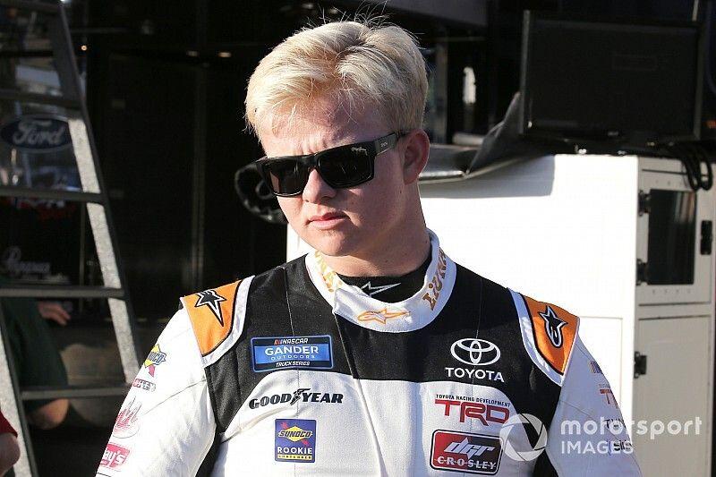 Tyler Ankrum joins GMS Racing for 2020 Trucks season