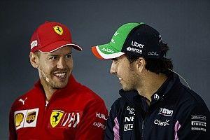 Vettel estaría considerando oferta de Aston Martin para 2021