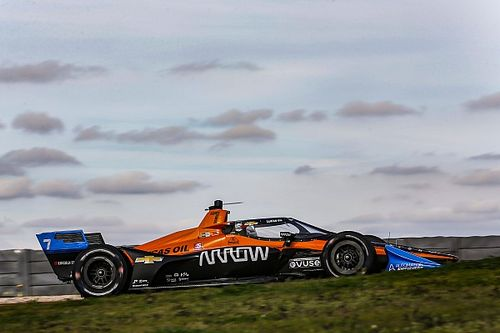 Lincoln Tech students to work for Arrow McLaren SP again