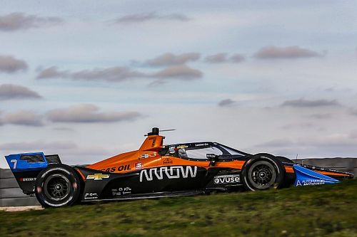 Promoted: Arrow McLaren SP's strong pre-season promise