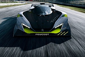 Peugeot mikt nog steeds op Le Mans-programma