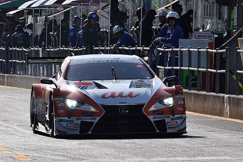 Motegi Super GT: Lexus locks out front row for decider