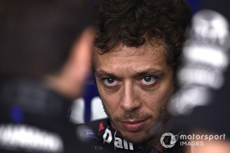 Rossi nem foglalkozik Marquez zavaró szokásaival
