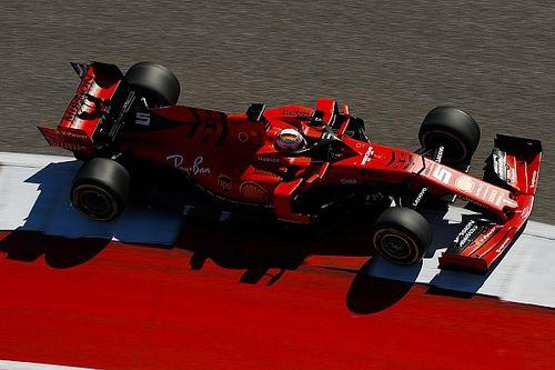 Trudne momenty przed Ferrari