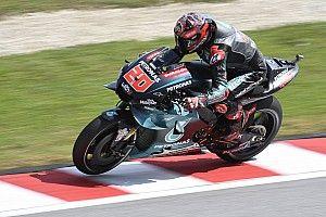 MotoGP, Sepang, Libere 2: Quartararo davanti a Dovi e Rossi