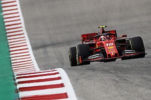 莱克勒克将在巴西背负引擎罚单