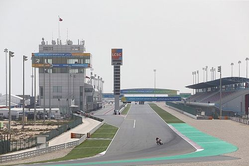 Les tests Moto2 et Moto3 déplacés au Qatar