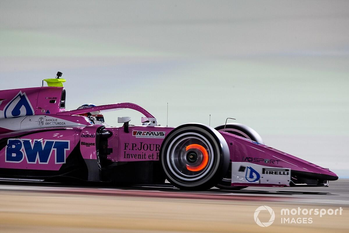 Alesi leaves HWA F2 team, replaces Matsushita at MP