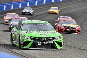 Following Fontana, Toyota drivers have a need for (more) speed
