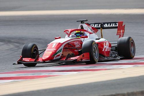 Piastri overleeft botsing voor zege bij F3-debuut, Verschoor P8