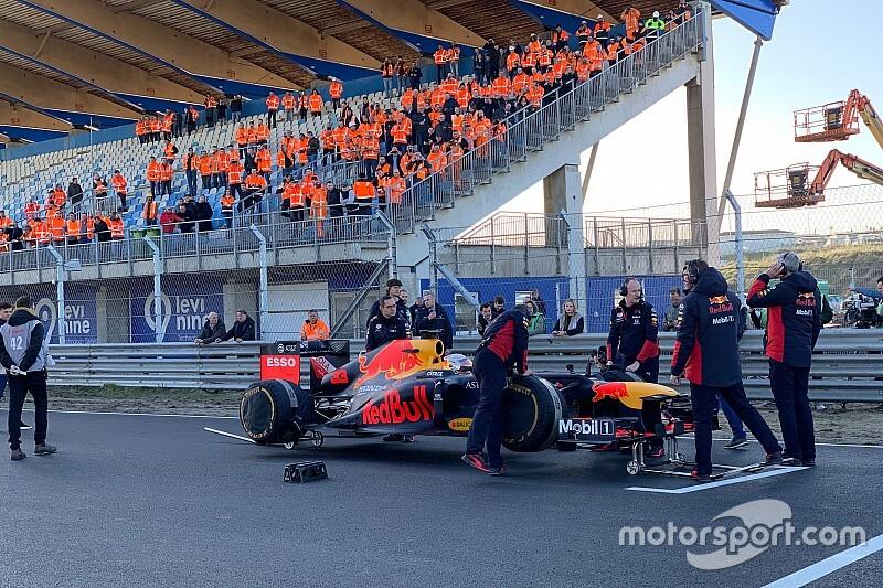 Le GP des Pays-Bas dans l'attente d'un éventuel report