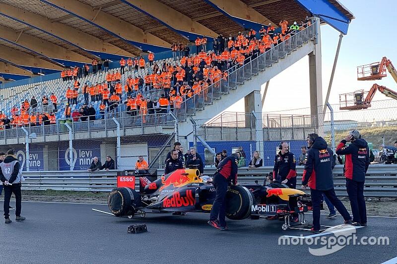 VÍDEO: Verstappen corre em Zandvoort, palco do GP da Holanda de F1