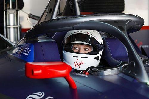 Powell joins Envision Virgin as Formula E sim driver