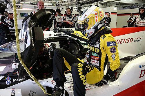 De Vries werkt geslaagde 'rookie-test' af in LMP1-bolide Toyota