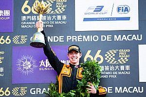 Interview: Hoe Verschoor kwam, zag en (Red Bull) overwon in Macau