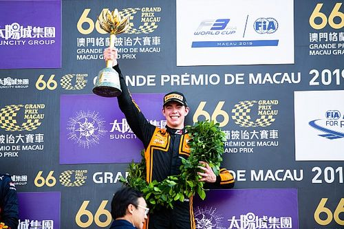 Geen F3 World Cup: Macau kiest in coronatijd voor Formule 4-race