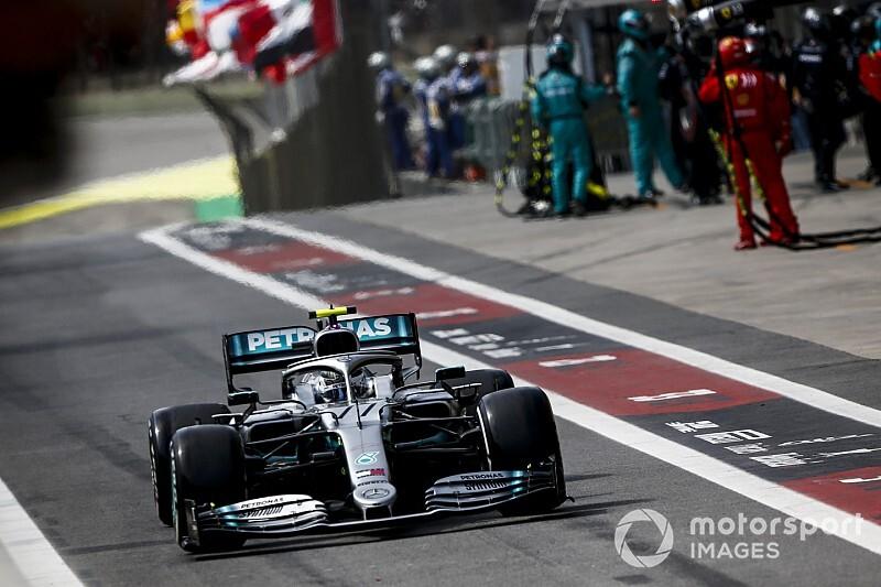 Gridstraf dreigt voor Bottas bij slotrace in Abu Dhabi