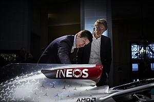 Óriási összegek állnak a Mercedes új támogatójának neve mögött