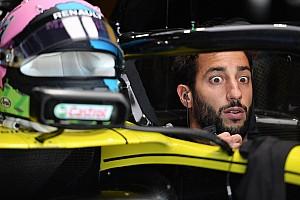 Ricciardo újabb parádés interjúja: Leclerc már beszélni sem bírt (videó)