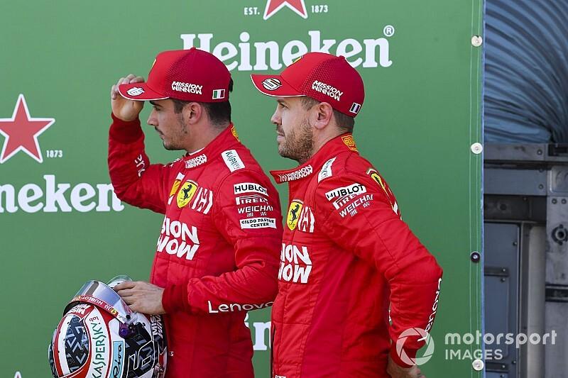 "Why Ferrari is spurning the ""easiest"" Vettel/Leclerc solution"