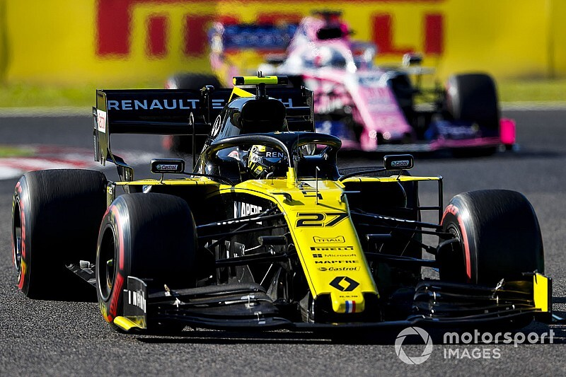 "Hulkenberg plight shows ""sad"" driver market reality - Perez"