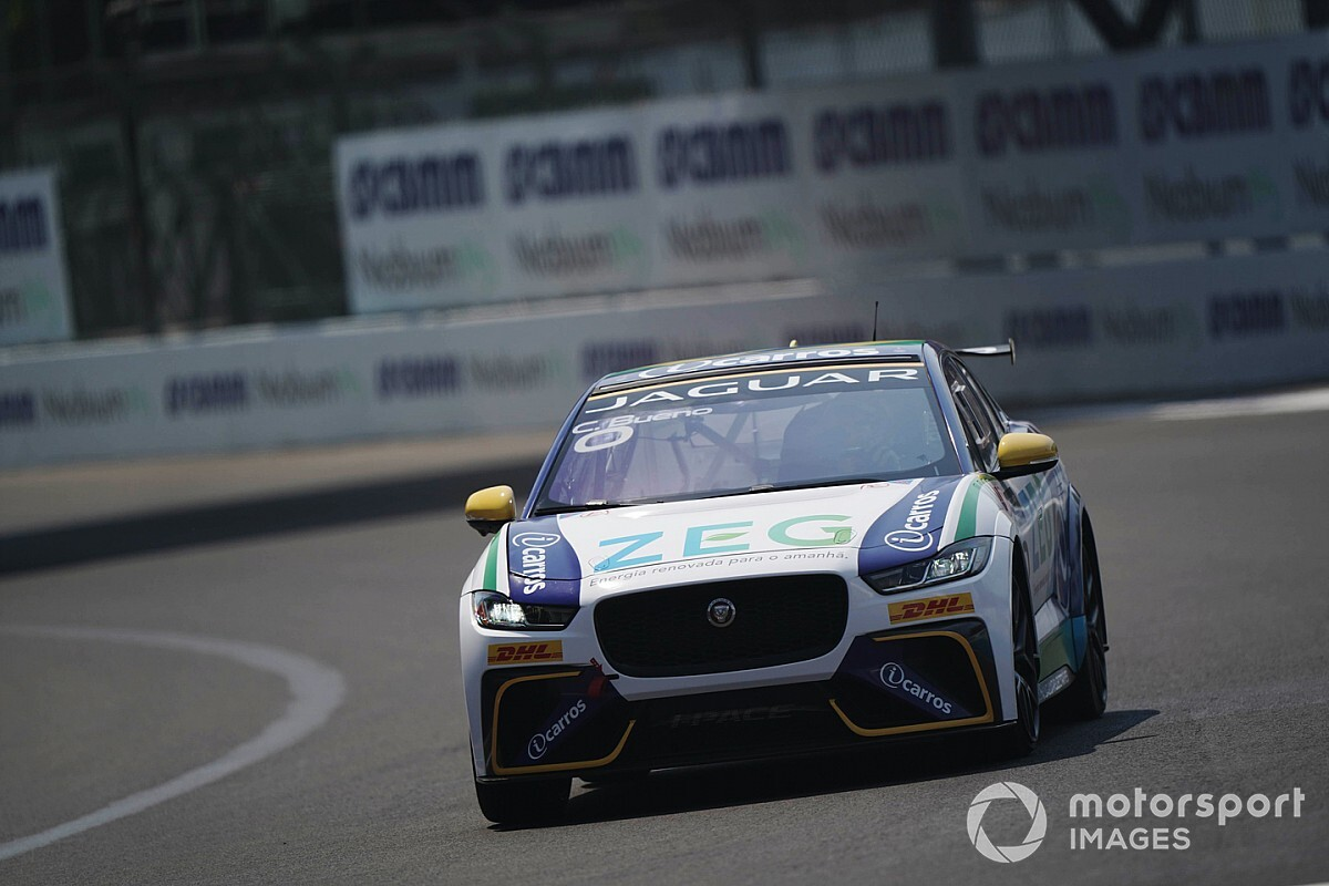 Cacá Bueno vence prova do Jaguar i-Pace eTrophy em Berlim; Sergio Jimenez é quarto