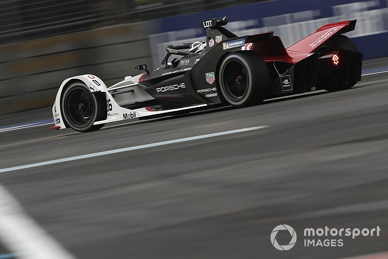 Lotterer conquista primeira pole da Porsche na Fórmula E; brasileiros não vão bem