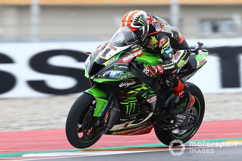 Rea opnieuw snelste tijdens laatste WSBK-testdag in Jerez
