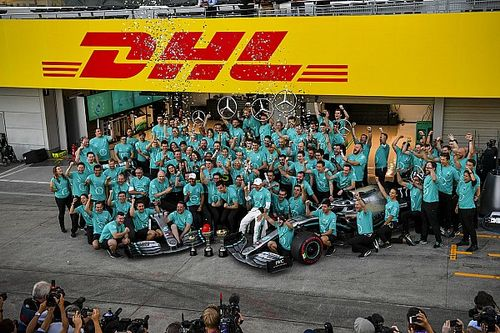Kluczem do sukcesu Mercedesa są ludzie