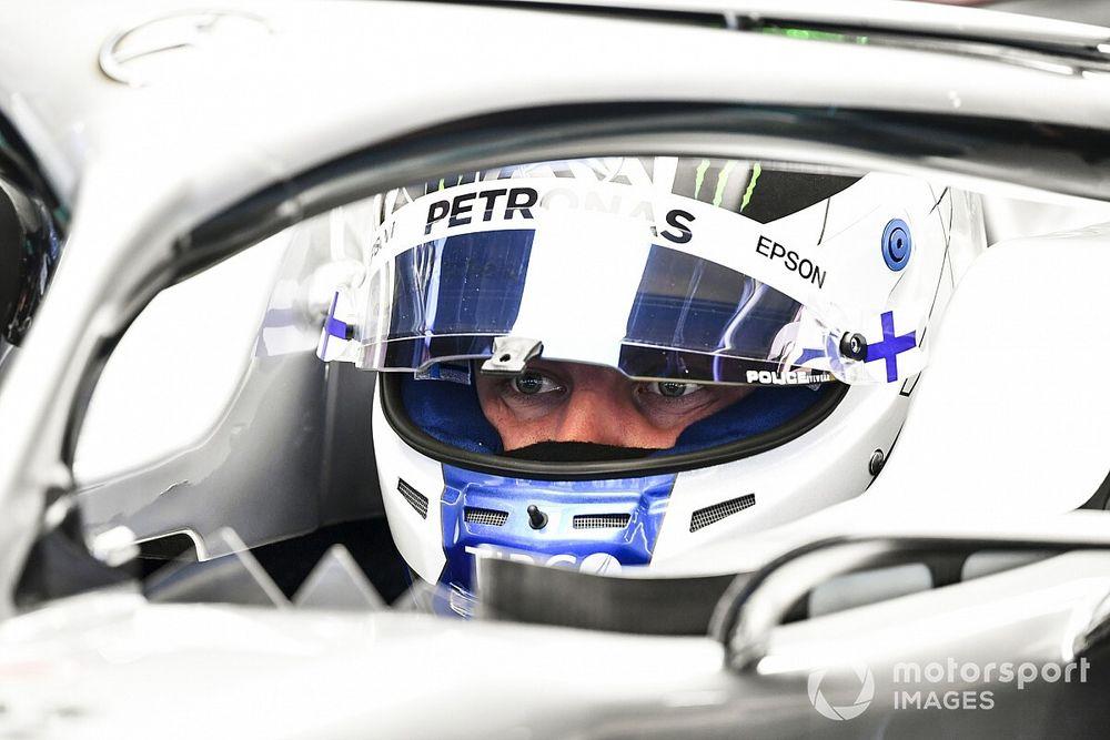Bottas pide discreción a Mercedes para negociar la renovación
