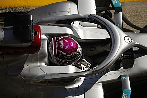Testupdate 16u: Hamilton valt stil met technisch probleem
