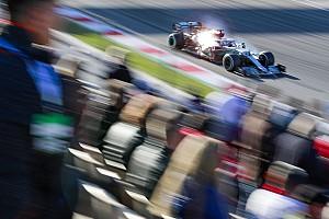 """博塔斯:F1车队都在季前测试里玩""""怪异游戏"""""""