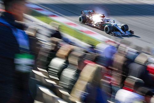 El sorprendente orden de pilotos de F1 según su mejor tiempo en los test