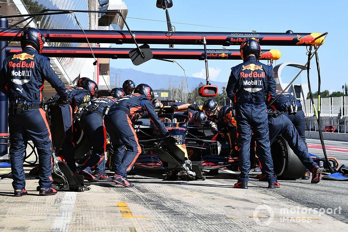 Horner ziet Red Bull weinig nadeel hebben van budgetplafond