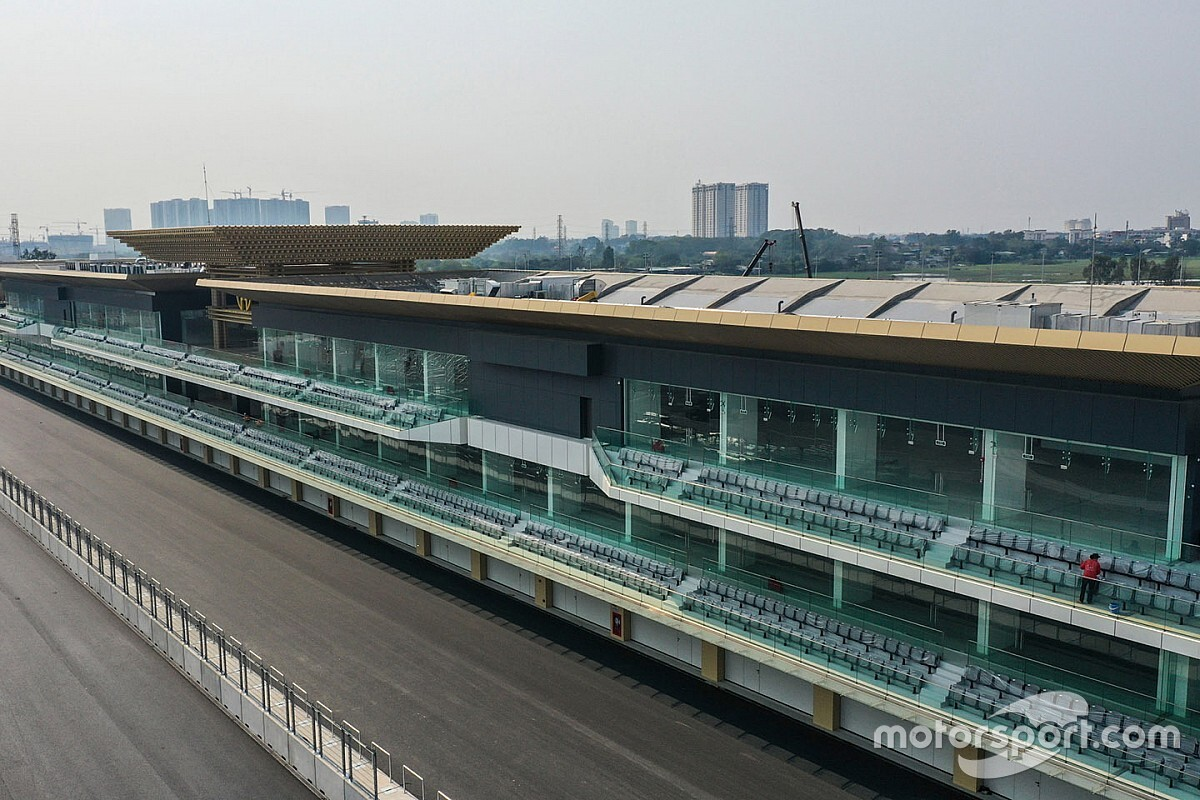 "F1 says ""systems are go"" for Vietnam amid coronavirus threat"