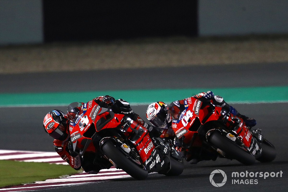 How coronavirus has thrown MotoGP silly season wide open
