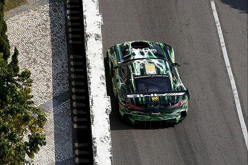 Marciello nell'equipaggio della Mercedes GruppeM a Bathurst