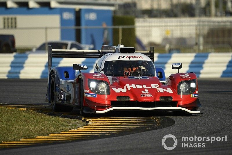 Rick Ware Racing withdraws from Rolex 24
