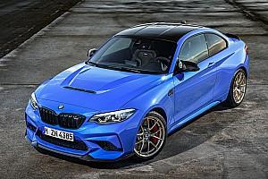 BMW M2 CS, 450 CV di puro godimento