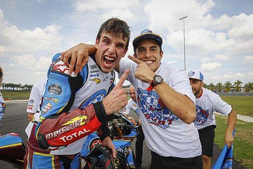 Alex Marquez : l'arme de Honda pour convaincre Marc de prolonger
