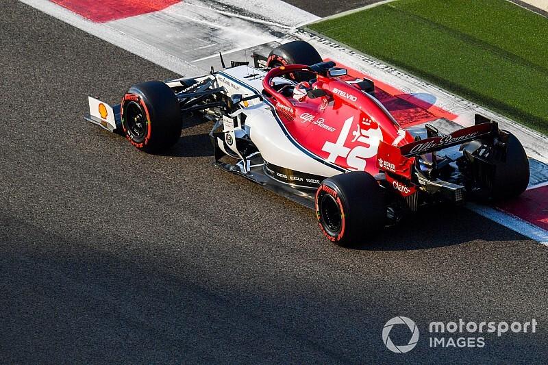 """Raikkonen: """"Alfa Romeo ile ilk yılım, Ferrari'deki zorlu bir yıldan daha iyi"""""""