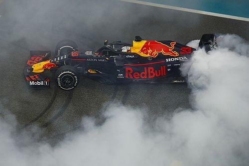Verstappen sufrió de problemas de aceleración