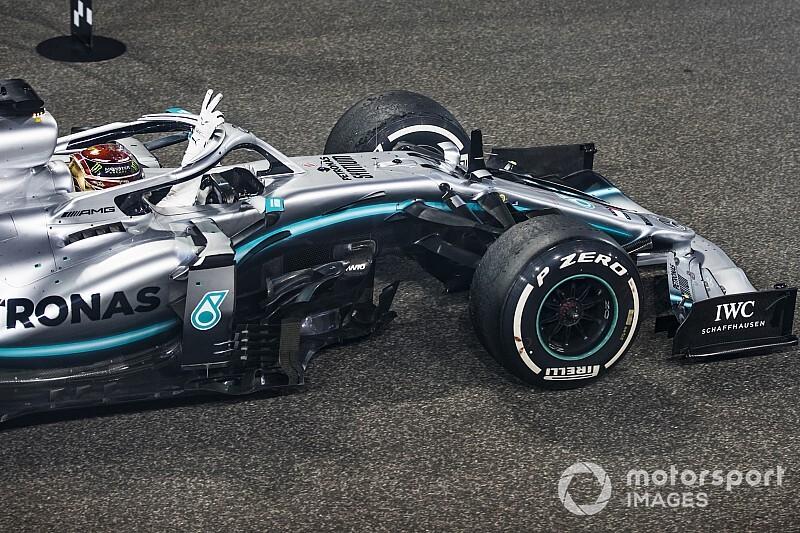 Mercedes veut compter sur Hamilton, Russell et Ocon pour l'avenir