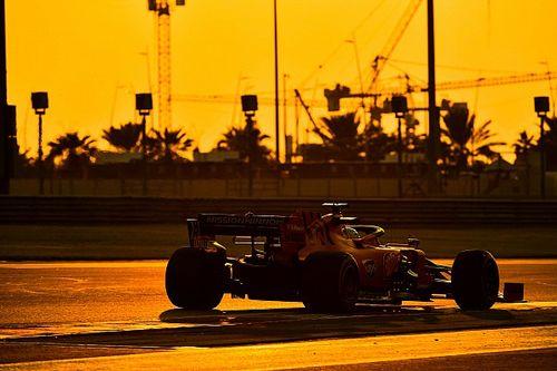 Vettel z przygodami