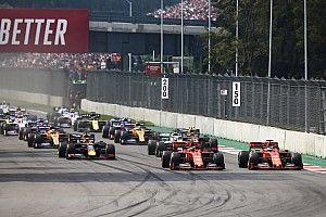 Carey hoopt op groen licht voor reglementswijzigingen F1 2021