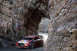 Fotogallery WRC: l'ultima giornata del Rallye Monte-Carlo 2020