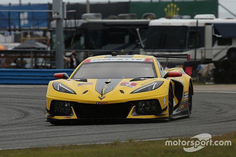 New Corvette C8.R needs work to catch Porsche, say drivers