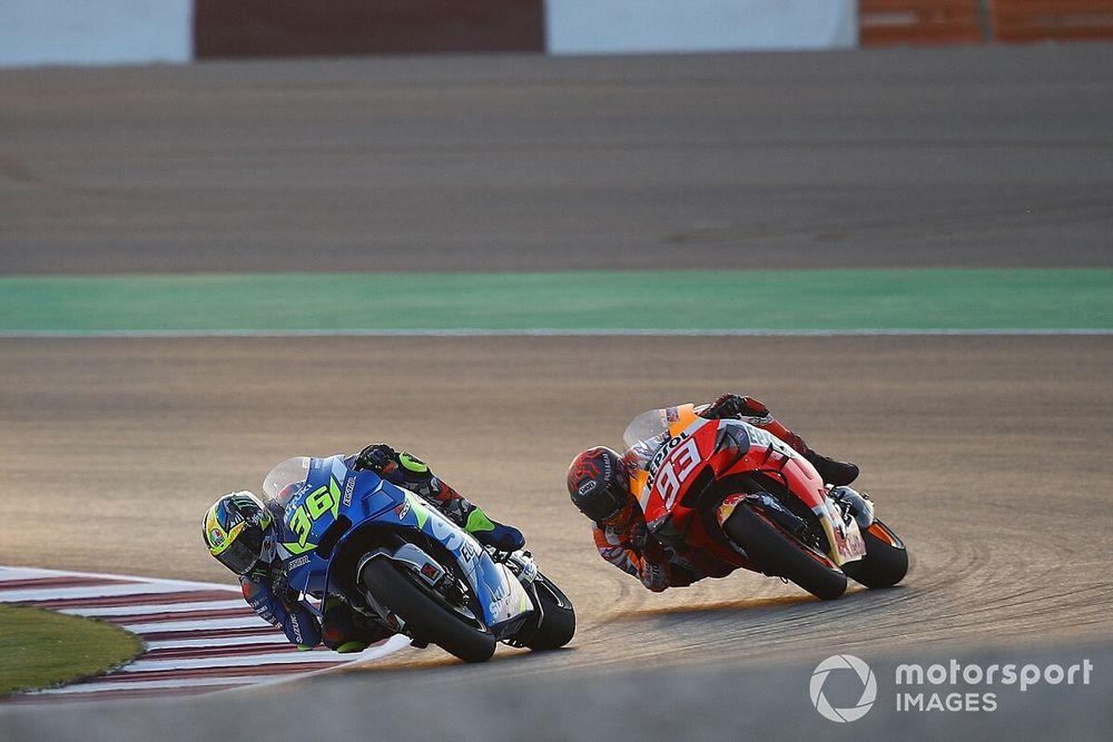 Michelin denies new tyre will favour Yamaha, Suzuki