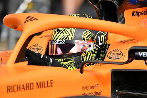 Norris: McLaren MCL35 'minder op het randje' dan voorganger