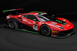 GT World: due Ferrari per Rinaldi Racing in Sprint ed Endurance
